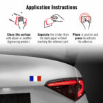 3D-Stickers-Bandiera-Francia-499-C
