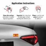 3D-Stickers-Bandiera-Spagna-14002-C