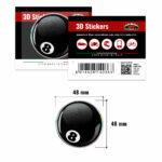 3D-Stickers-Palla-Biliardo-8-14036-B1