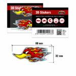 3D-Stickers-Picchi-Dx-Sx-14206-B