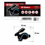 3D-Stickers-Rabbit-14129-B