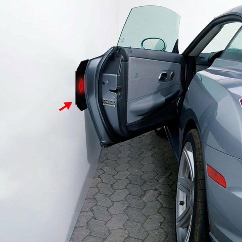 Paracolpi Bumper Garage per Pareti Box Auto Applicazione