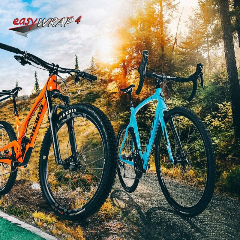 Protezione Telaio Bici Carbon