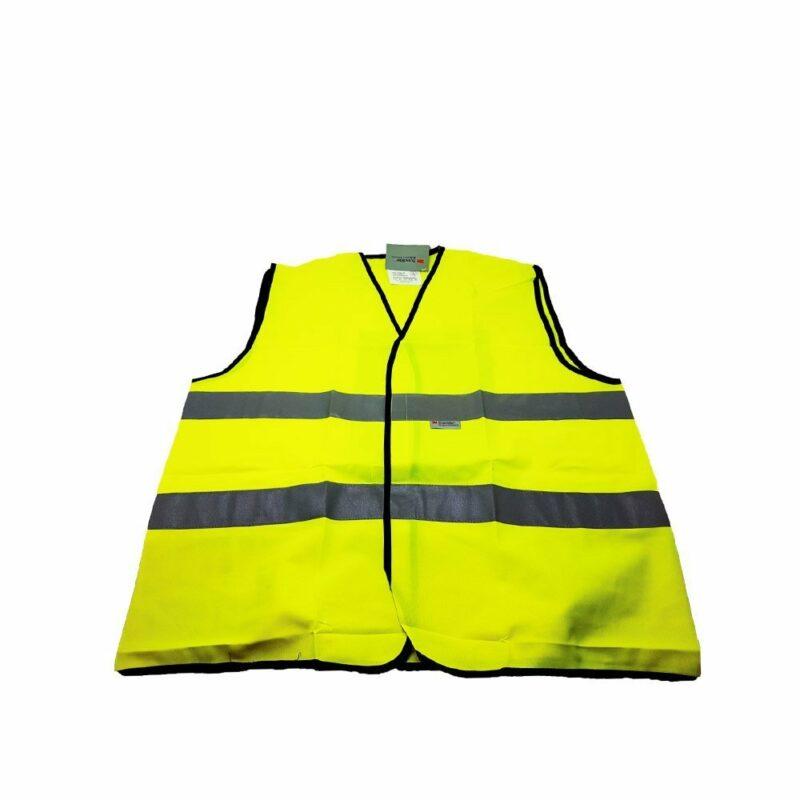 giubotto alta visibilita giallo