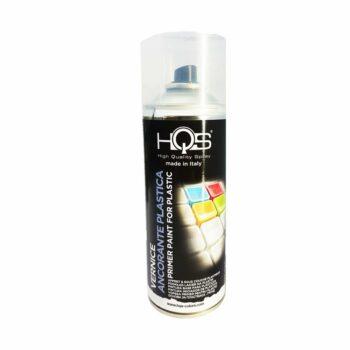 Vernice spray HQS ancorante fondo per plastica bomboletta