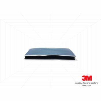 Velcro Adesivo 3M Sistema di Fissaggio Removibile a Strappo, Nero