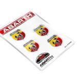 adesivi-chrome-tabs-abarth-ufficiali-4-scudetti-piccoli-b
