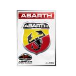 adesivi-chrome-tabs-abarth-ufficiali-scudetto-grande