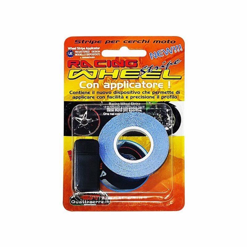 Wheel Stripe Race 7 mm con Applicatore Confezione Anteriore