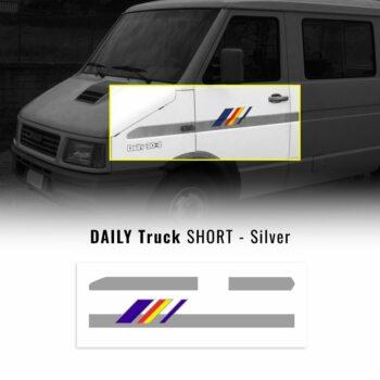 Kit Decorazione Autocarro Furgone Daily