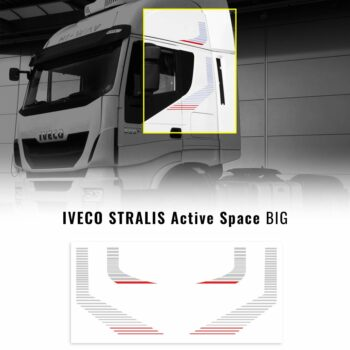 Kit Decorazione Iveco Stralis Grande