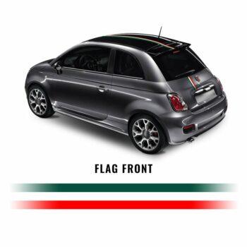 Kit carrozzeria 500 fascia tricolore Italia