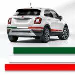 Strisce adesive componibili tricolore Italia
