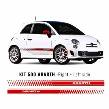 Kit carrozzeria 500 Abarth 2 fascioni