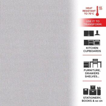 Pellicola adesiva casa metallo microforato
