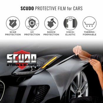 pelliocola adesiva scudo per carrozzeria auto applicazione