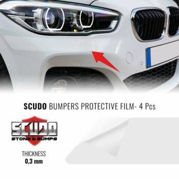 Protezioni Adesive, Paraurti Auto Scudo Bumpers