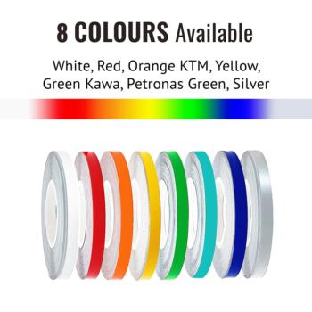 Trim stripes race gamma colori completa