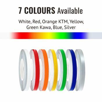 wheel stripes race tutti colori disponibili