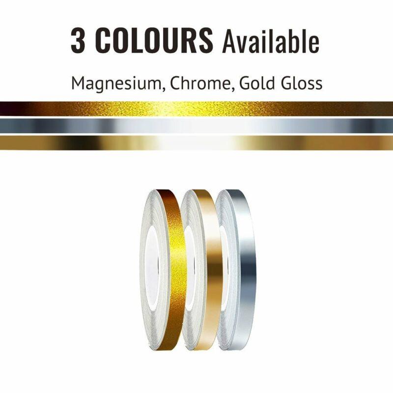 wheel stripe special 5 mm con applicatore gamma colori