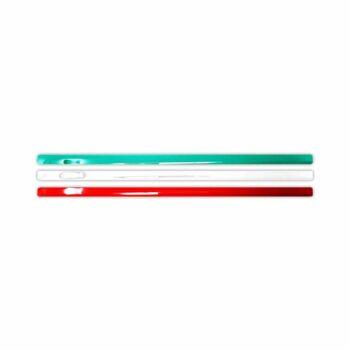 Stripe 3D Rifrangenti Tricolore Italia 3 Pz