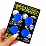 Adesivi-Rifrengenti-3D-Cerchi-Blu-Auto-Moto-B