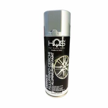 Vernice Spray HQS Alluminio per Cerchi Ruota 400 ml