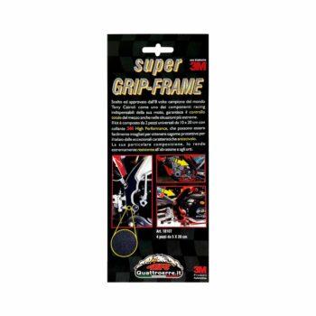 Adesivo Protettivo e Antiscivolo per Telaio Moto Super Grip Frame cartoncino