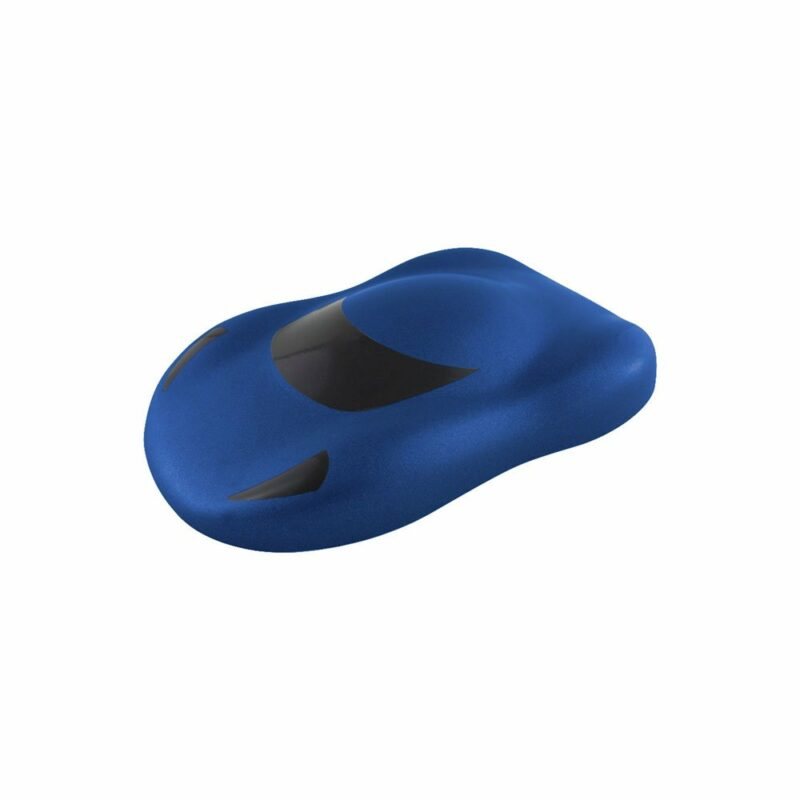 Wrapper Spray Vernice Removibile Blu Metallizzato