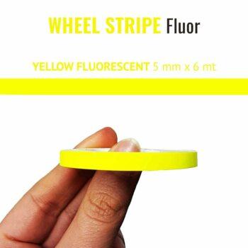 Wheel Stripe Fluo 5 mm