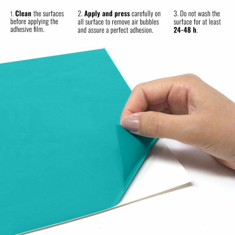 Pellicola adesiva verde petronas istruzioni