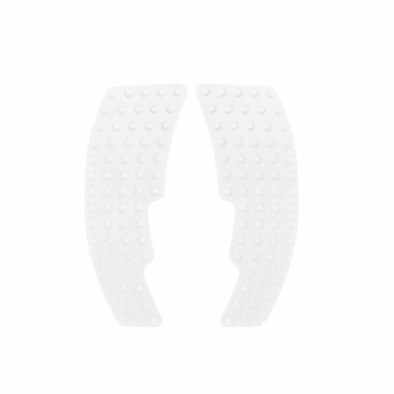 racing grip protezioni antiscivolo moto sagomate adesive, trasparente