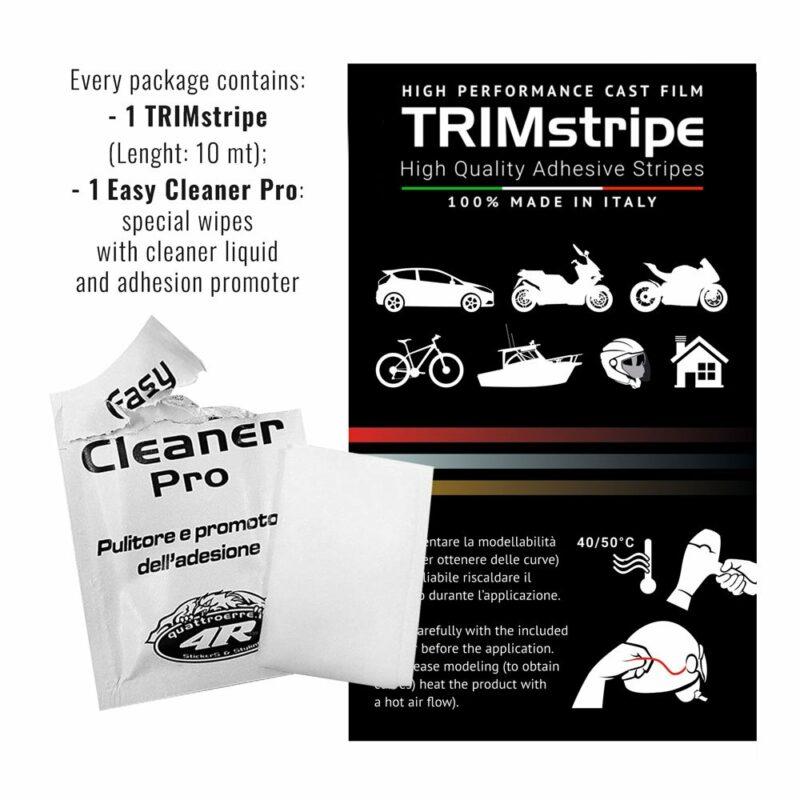 Trim Stripe Strisce Adesive per Auto Cartoncino
