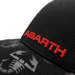 Cappelino-Abarth-Ufficiale-Curvo-Nero-21733-B