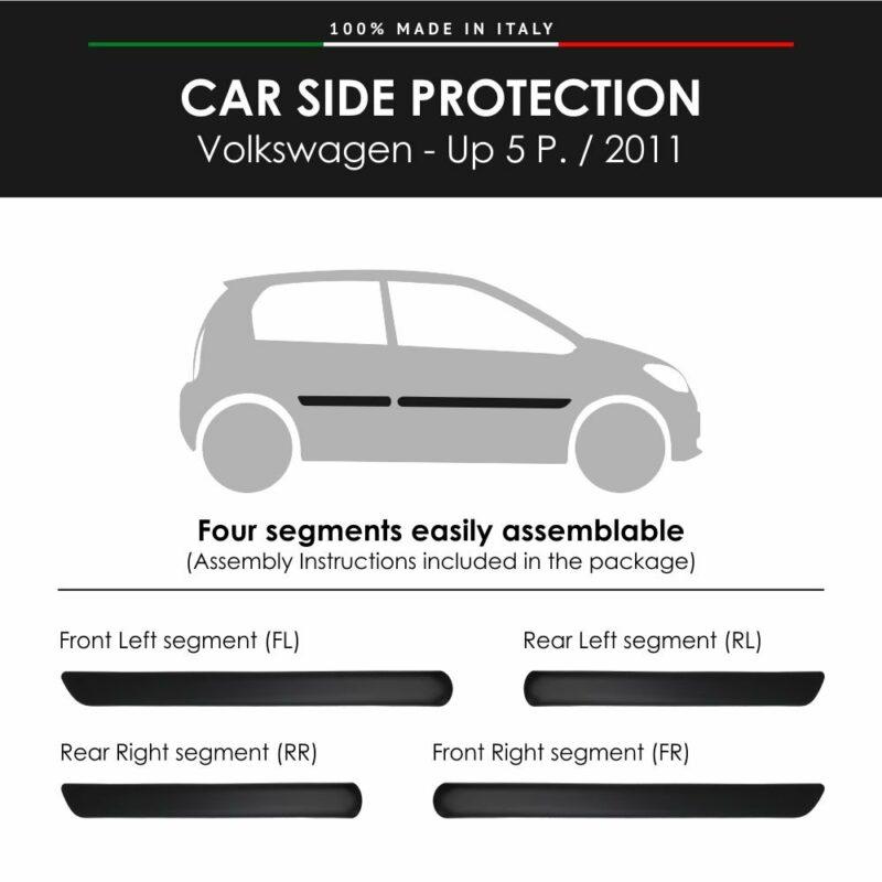 Modanatura Volkswagen Up 5 Porte