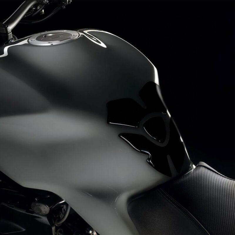 Protezione Serbatoio Adesiva 3D Tipo Originale, Ducati Monster u.t. applicazione