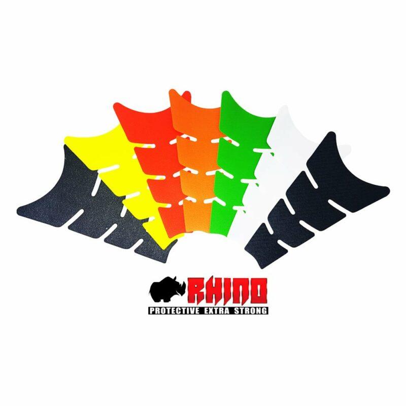 Protezione Serbatoio Adesiva, Flat Rhino gamma colori
