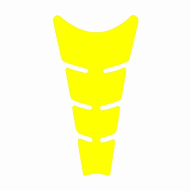 Protezione Serbatoio Adesiva, Flat Rhino giallo fluo