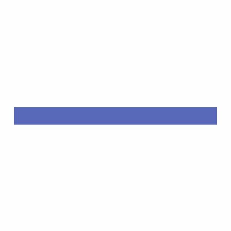 Fascia Parasole per Parabrezza Trasparent Color blu
