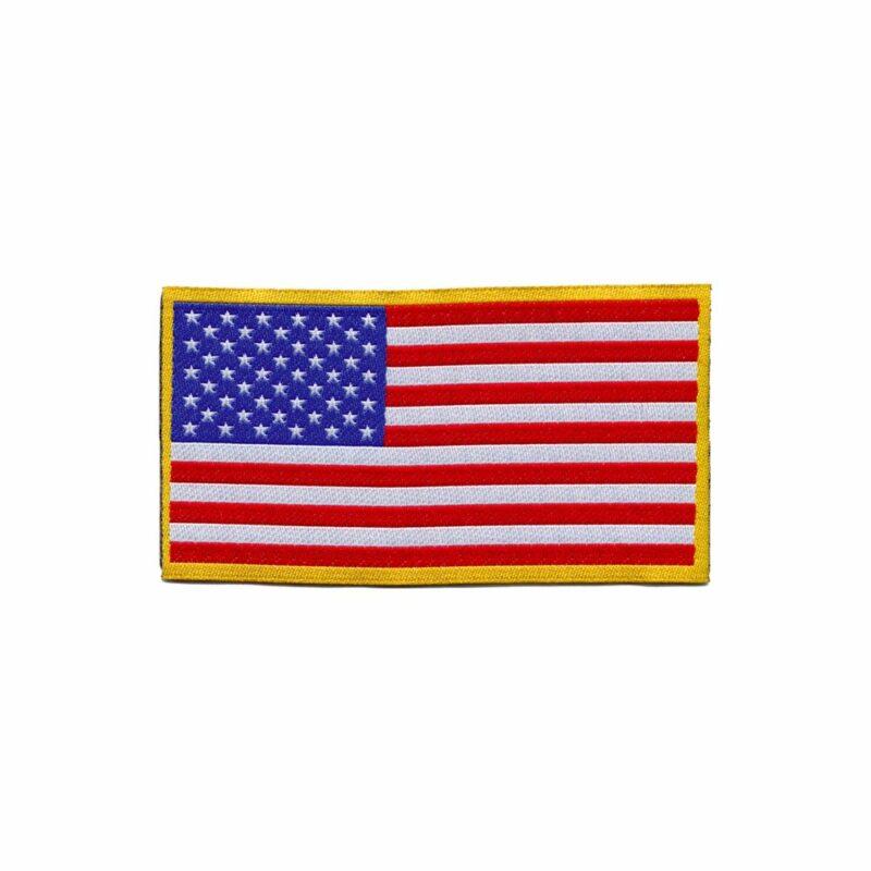 Patch Adesiva Bandiera Americana
