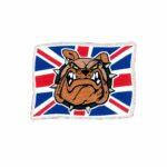Patch Adesiva Bulldog