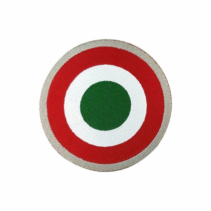 Patch Adesiva Coccarda Italia