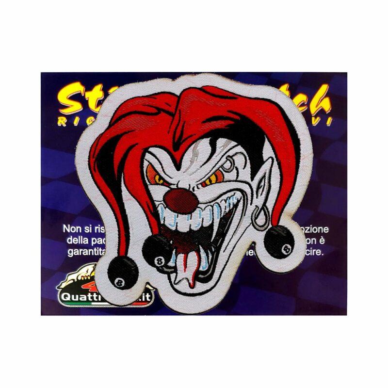 Patch Adesiva Joker cartoncino