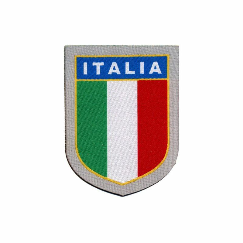 Patch Adesiva Scudetto Italia