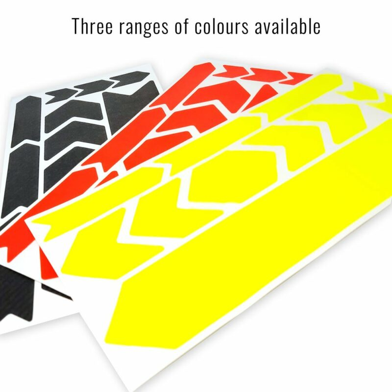 Kit Adesivo Protezione Telaio Bicicletta MTB Rhino gamma colori
