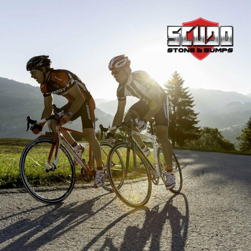 pellicola protettiva telaio bici