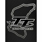 Stickers-Circuito-Tourist-Trophy-10x12cm-B