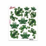 Adesivi Stickers Giganti Rane 24 x 20 cm