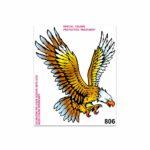 Adesivi Stickers Medi Aquila 13,5 x 16 cm