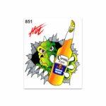 Stickers-Medi-Dinosauro-Corona-851